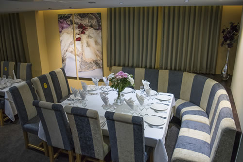 maharajah's dining suites