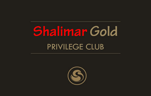 shalimar gold indian cuisine privilege club card