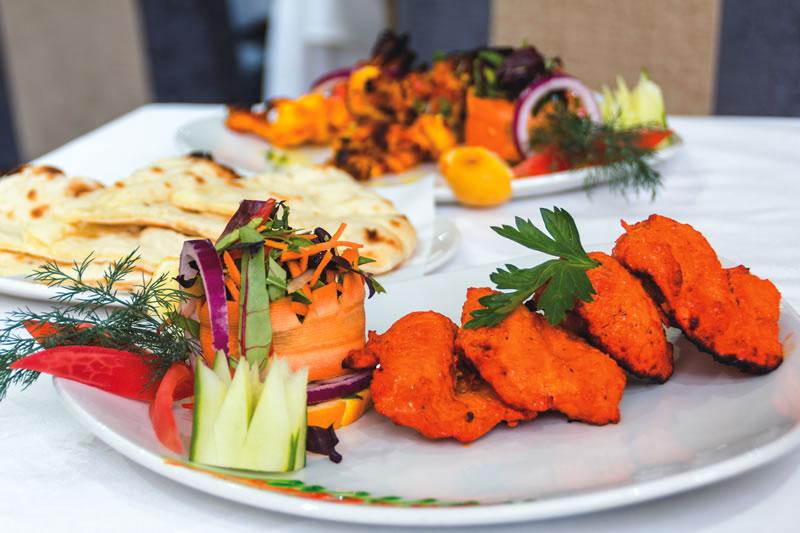 shalimar indian takeaway menu